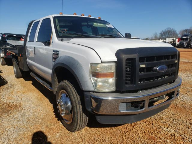 Ford salvage cars for sale: 2009 Ford F550 Super
