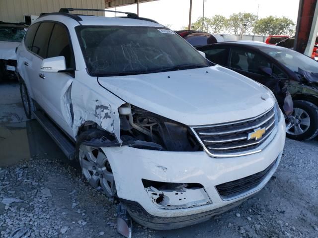 Salvage cars for sale from Copart Homestead, FL: 2017 Chevrolet Traverse L