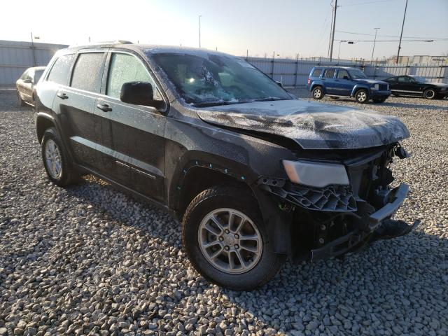 Salvage SUVs for sale at auction: 2020 Jeep Grand Cherokee
