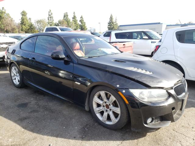 Salvage cars for sale from Copart Rancho Cucamonga, CA: 2012 BMW 335 XI