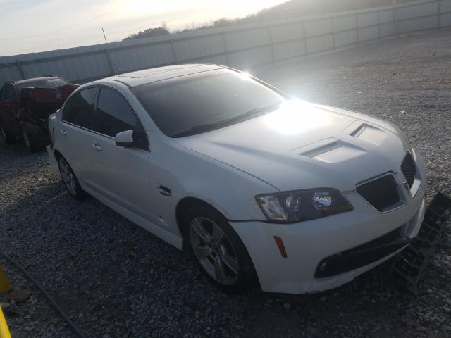 Salvage cars for sale at Prairie Grove, AR auction: 2009 Pontiac G8 GT