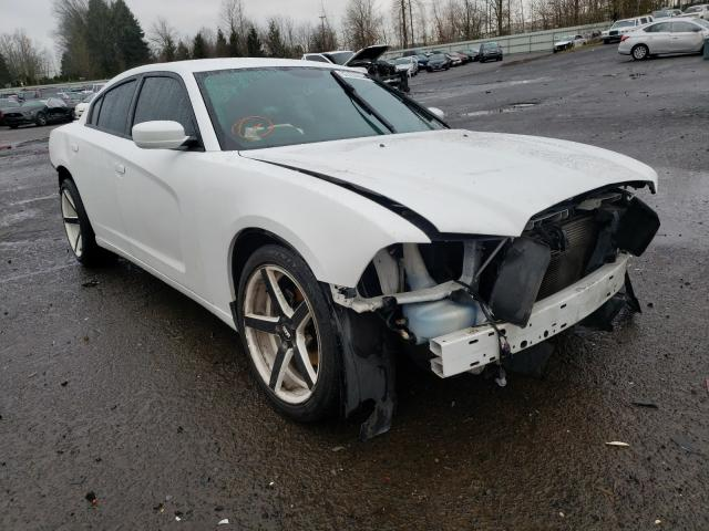 Salvage cars for sale at Portland, OR auction: 2014 Dodge Charger SE