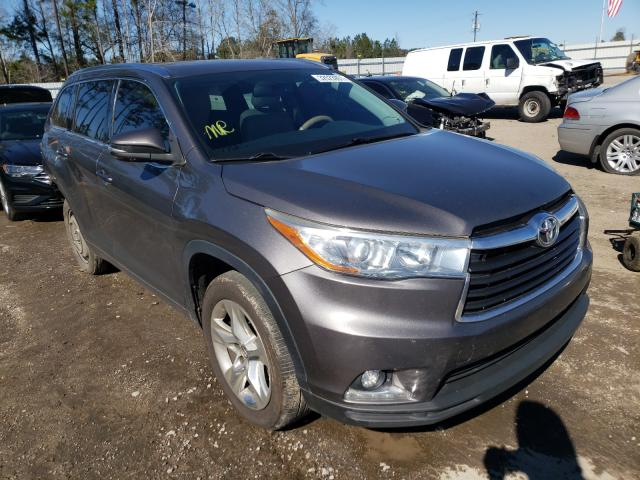 2016 Toyota Highlander for sale in Harleyville, SC