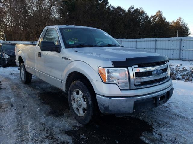 Salvage 2013 FORD F150 - Small image. Lot 31323791