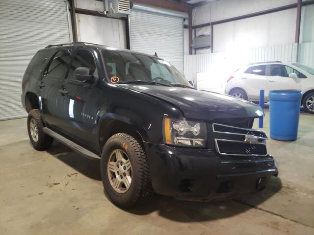 Salvage cars for sale from Copart Lufkin, TX: 2007 Chevrolet Tahoe K150