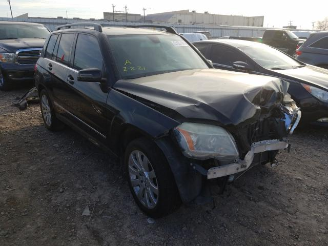 Mercedes-Benz salvage cars for sale: 2012 Mercedes-Benz GLK 350