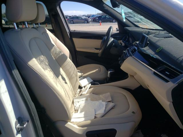 2017 BMW X1 XDRIVE2 - Left Rear View