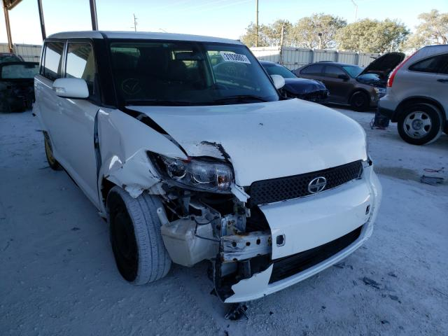 Salvage cars for sale from Copart Homestead, FL: 2008 Scion XB