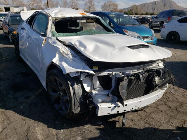 Salvage cars for sale from Copart Colton, CA: 2019 Dodge Charger GT