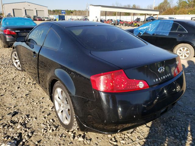 2004 INFINITI G35 - Right Front View