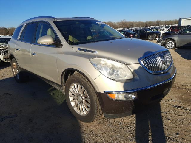 Salvage cars for sale from Copart Conway, AR: 2011 Buick Enclave CX