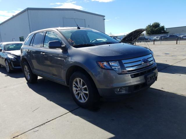2010 FORD EDGE SEL 2FMDK3JC7ABA21364