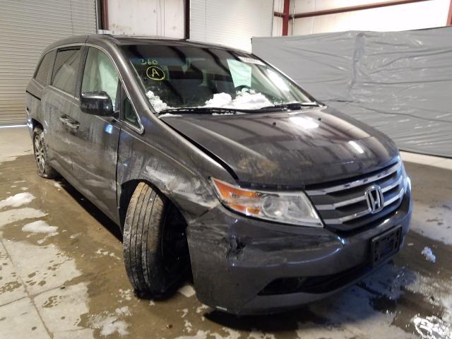 2013 Honda Odyssey EX for sale in Hurricane, WV