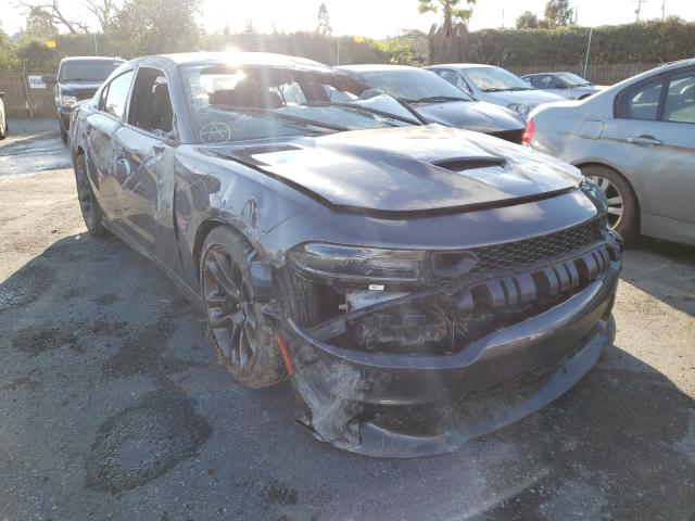 Dodge Vehiculos salvage en venta: 2021 Dodge Charger SC