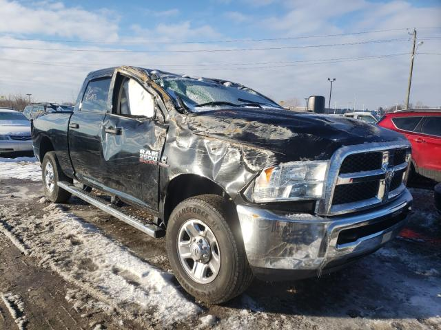Salvage cars for sale from Copart Indianapolis, IN: 2017 Dodge RAM 3500 ST