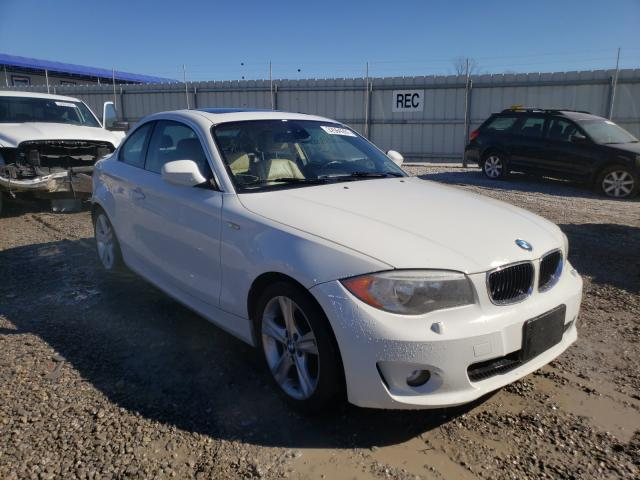BMW 128 I salvage cars for sale: 2013 BMW 128 I
