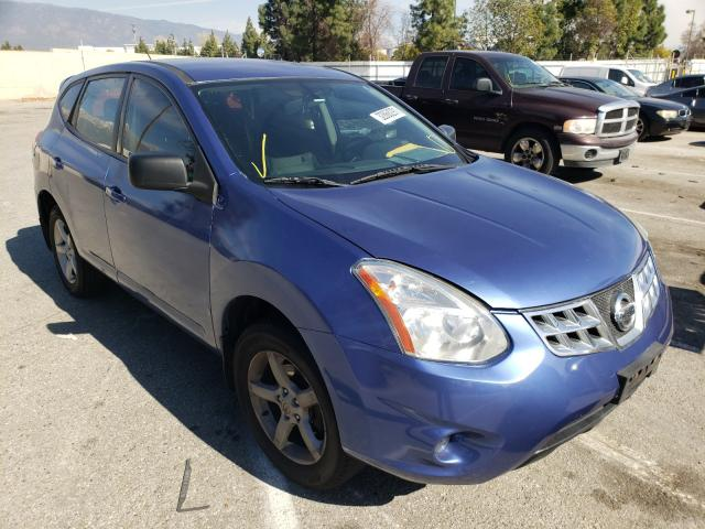 Salvage cars for sale from Copart Rancho Cucamonga, CA: 2011 Nissan Rogue S