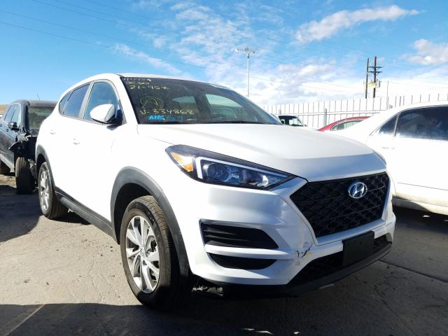 Hyundai salvage cars for sale: 2021 Hyundai Tucson SE