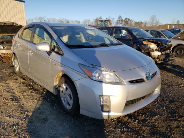 2011 Toyota Prius en venta en Spartanburg, SC