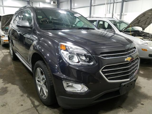 2016 CHEVROLET EQUINOX LT - Other View