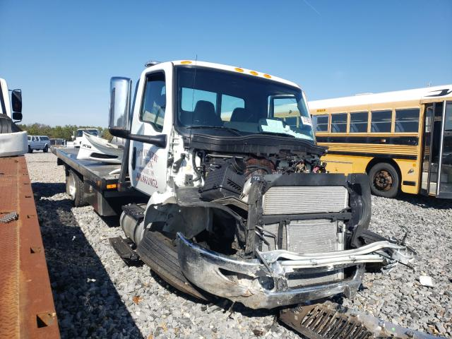 International MV607 salvage cars for sale: 2021 International MV607