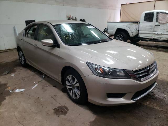 2015 HONDA ACCORD LX - Other View