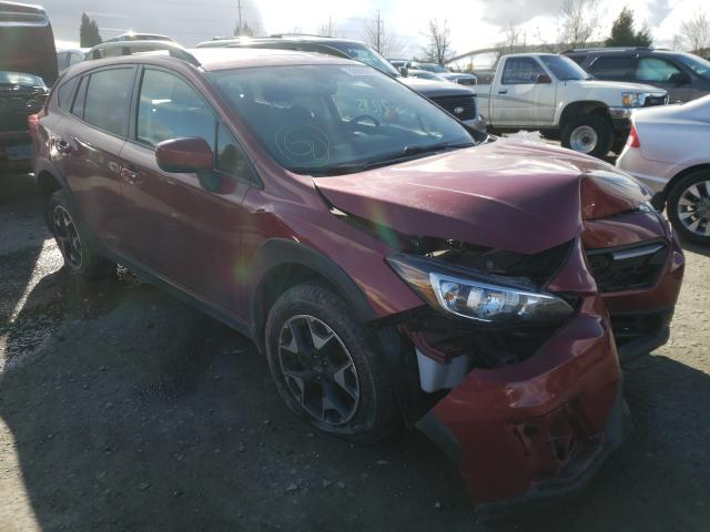Salvage cars for sale from Copart Eugene, OR: 2019 Subaru Crosstrek