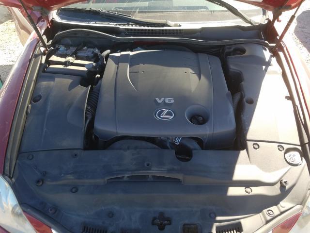 2010 Lexus IS | Vin: JTHBF5C23A5118371