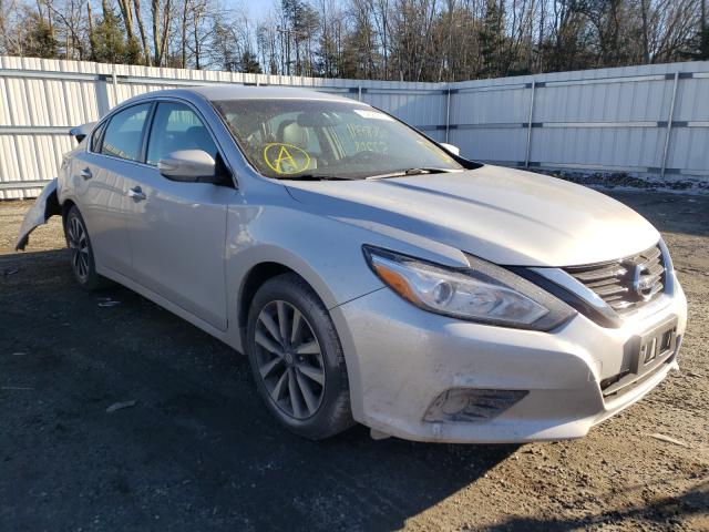 Salvage cars for sale from Copart Fredericksburg, VA: 2018 Nissan Altima