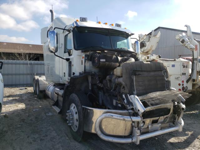 Mack 600 CXU600 salvage cars for sale: 2020 Mack 600 CXU600