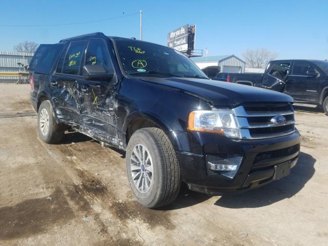 Ford Expedition salvage cars for sale: 2016 Ford Expedition
