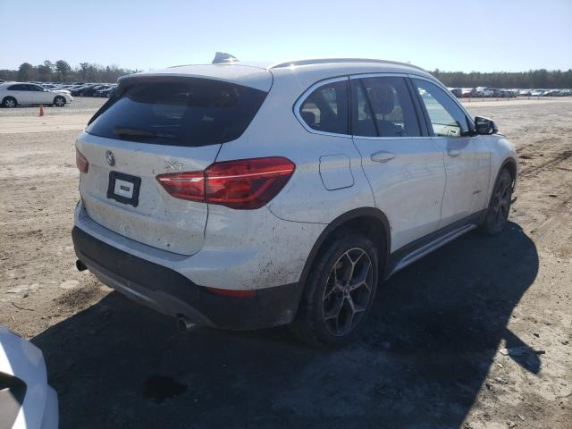 2017 BMW X1 XDRIVE2 - Right Rear View