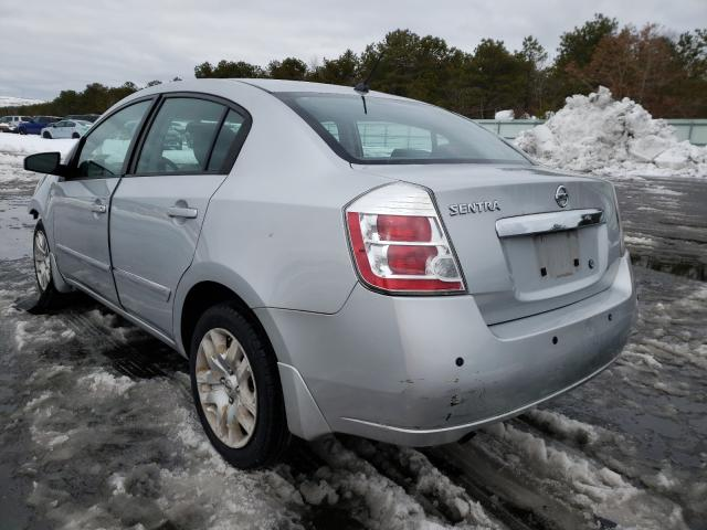 2010 NISSAN SENTRA 2.0 - Right Front View