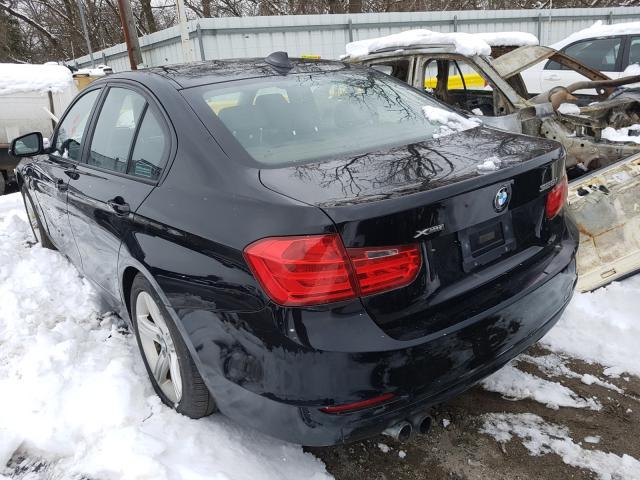 2013 BMW 328 XI SUL WBA3B5C56DJ598457