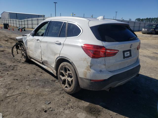 2017 BMW X1 XDRIVE2 - Right Front View
