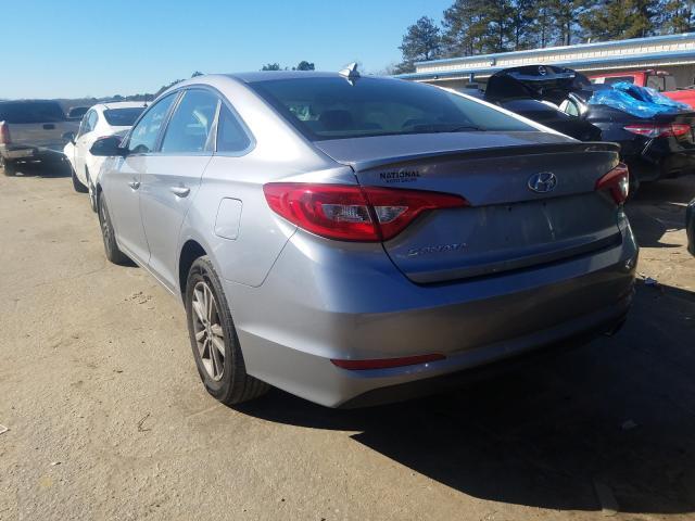 2016 Hyundai Sonata Se 2.4L