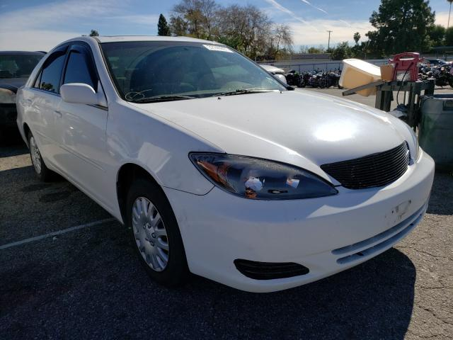 Used 2002 TOYOTA CAMRY - Small image. Lot 32246661