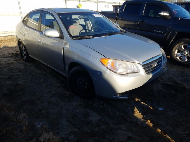 Salvage cars for sale from Copart Gaston, SC: 2008 Hyundai Elantra GL