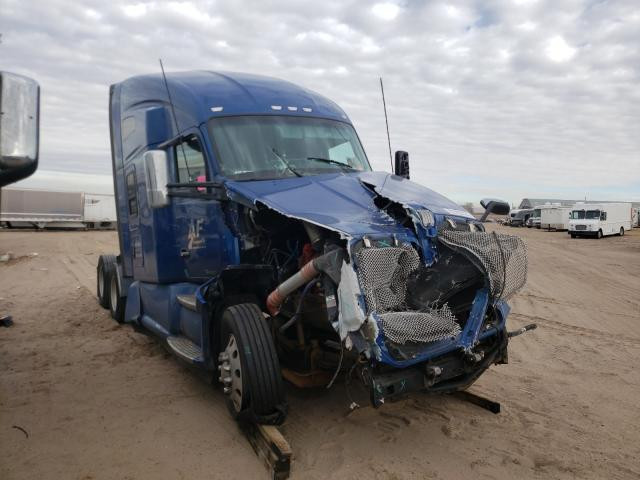 Salvage cars for sale from Copart Albuquerque, NM: 2021 Kenworth Construction