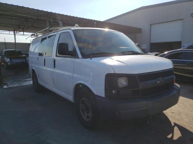 2007 Chevrolet Express en venta en Orlando, FL