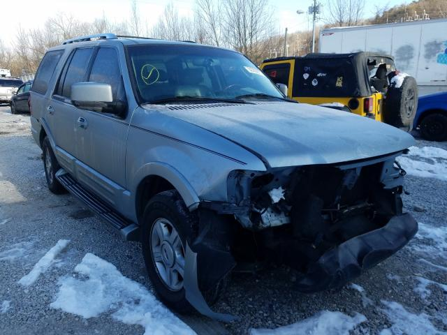 Salvage cars for sale from Copart Hurricane, WV: 2006 Ford Expedition