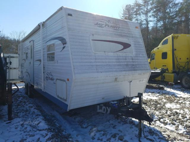 Jayco salvage cars for sale: 2005 Jayco Jayflight