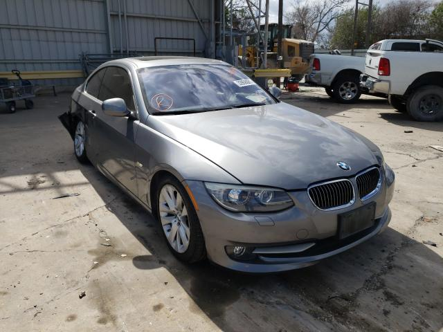 Salvage cars for sale from Copart Corpus Christi, TX: 2012 BMW 328 I