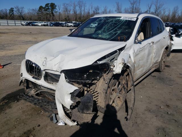 2017 BMW X1 XDRIVE2 - Odometer View