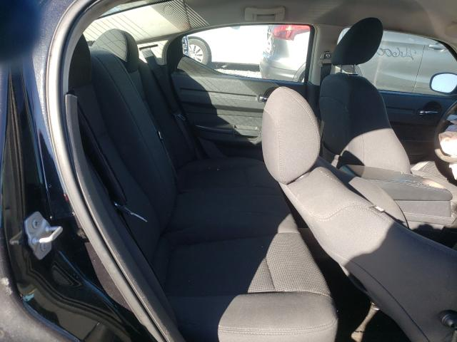 2008 DODGE CHARGER - Interior View