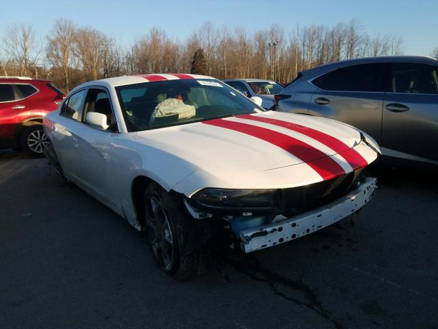 Salvage cars for sale from Copart Lawrenceburg, KY: 2016 Dodge Charger SX