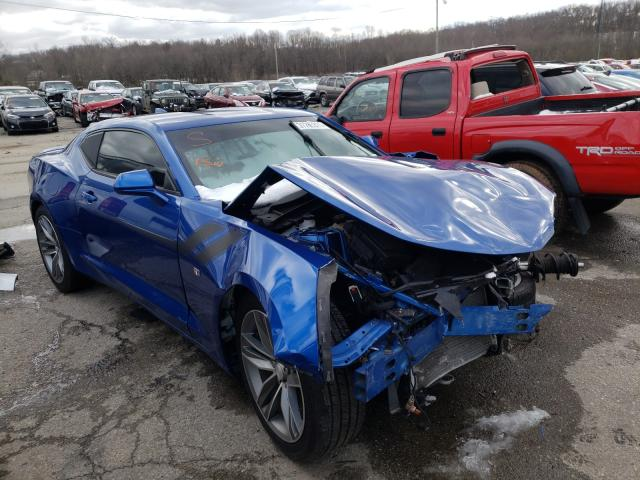 Chevrolet Camaro LT salvage cars for sale: 2016 Chevrolet Camaro LT