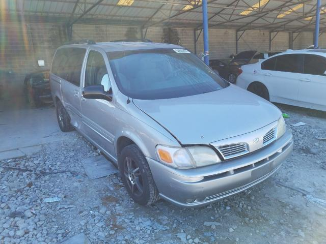 Oldsmobile salvage cars for sale: 2004 Oldsmobile Silhouette