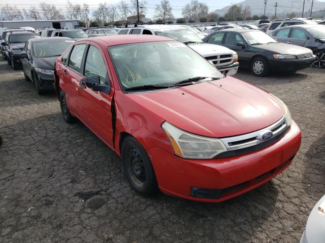 Salvage cars for sale from Copart Colton, CA: 2008 Ford Focus SE/S