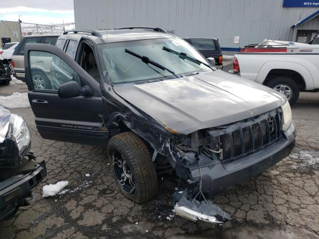 Salvage cars for sale from Copart Reno, NV: 2000 Jeep Cherokee S